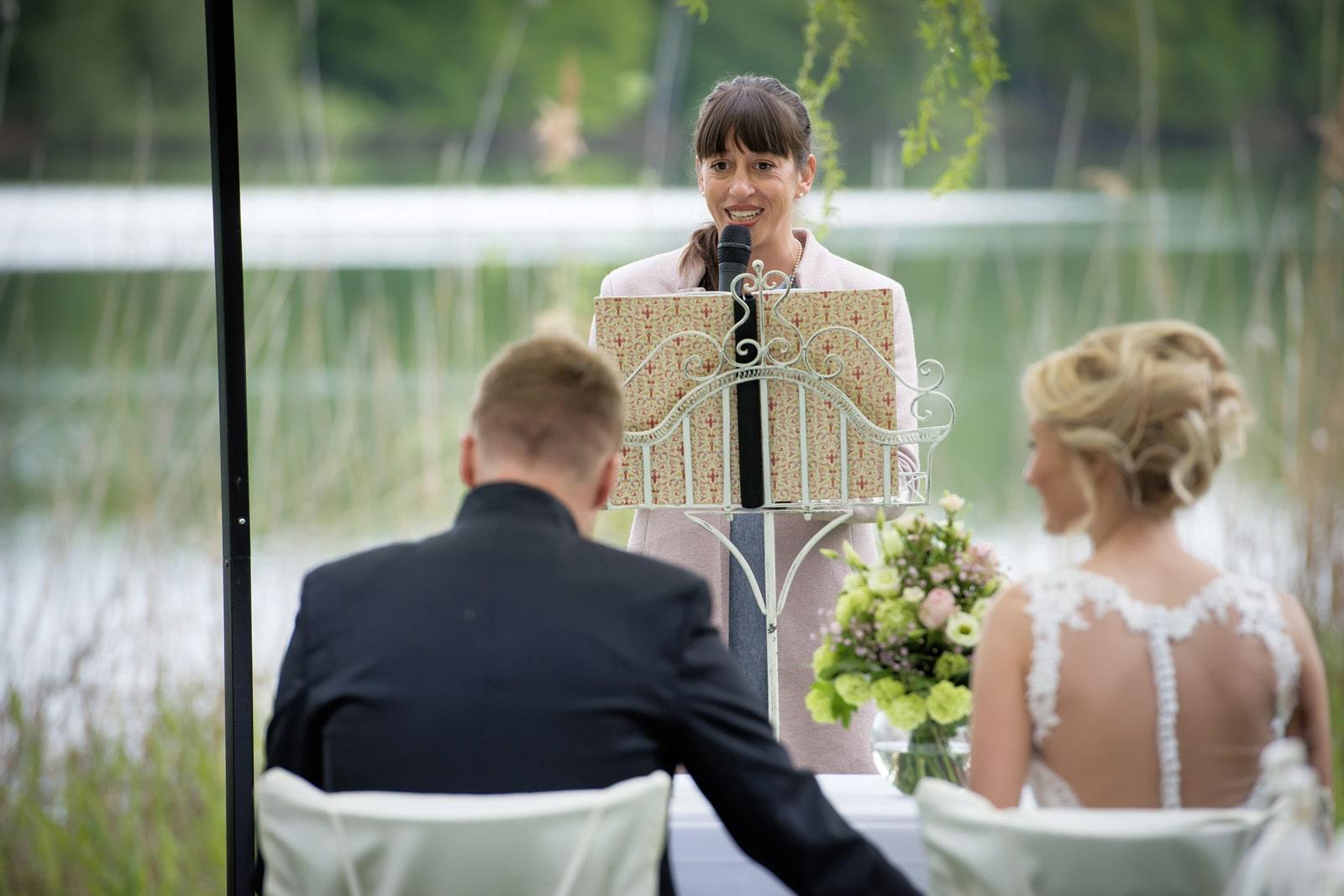Freie Trauungen und Eheversprechen erneuern